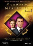 Video/DVD. Title: Murdoch Mysteries: Season 4