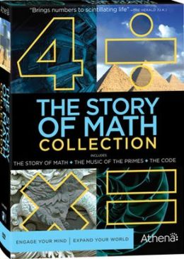Story of Math Collection (5pc) / (Box)