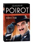 Video/DVD. Title: Agatha Christie's Poirot: Series 7 & 8