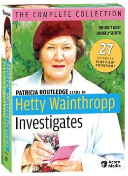 Hetty Wainthropp Investigates - The Complete Collection