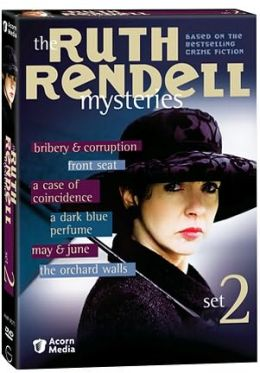 Ruth Rendell Mysteries 2 (3pc) / (Full)