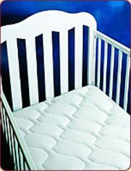 Babyluxe Cotton Knit Crib Pad  28