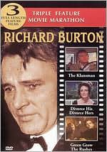 Richard Burton Triple Feature