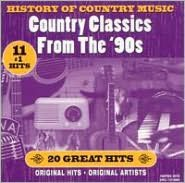 History of Country Music: Country Classics from the 90's