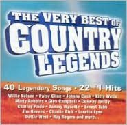 Very Best of Country Legends [Madacy]