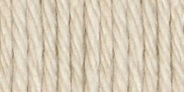 Sugar'n Cream Yarn Solids-Ecru
