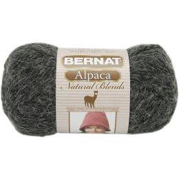 Alpaca Natural Blends Yarn-Ebony