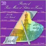 Rarities of Piano Music at Schloss vor Husum Festival 2007