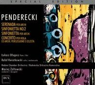 Penderecki:  Works for String Orchestra