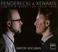 Penderecki & Xenakis: Complete Works for Cello Solo