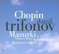 Chopin: Mazurki; Konzert