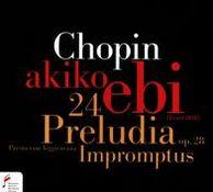 Chopin: 24 Preludes; Impromptus; Preludium