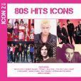 CD Cover Image. Title: Icon: 80's Hits, Artist: