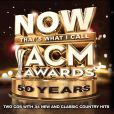 CD Cover Image. Title: NOW That's What I Call ACM Awards 50 Years
