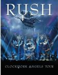 Video/DVD. Title: Rush: Clockwork Angels Tour