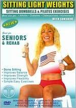 Easy Light Weights: Sitting Exercises - Calisthenics & Pilates with Sunshine