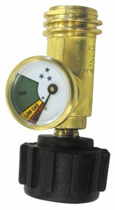 Onward Grill Pro Gas Watch Tank Gauge 80064