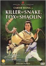 Killer of Snake, Fox of Shaolin