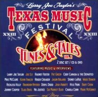 Larry Joe Taylor's Texas Music Festival, Vol 23: Tunes & Tales, Vol. 2