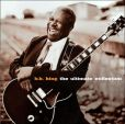 CD Cover Image. Title: The Ultimate Collection, Artist: B.B. King