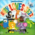 CD Cover Image. Title: Baby Loves Jazz: Go Baby Go!, Artist: The Baby Loves Jazz Band