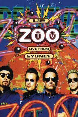 U2: Zoo TV Live from Sydney
