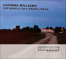 Car Wheels on a Gravel Road