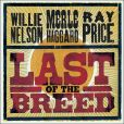 CD Cover Image. Title: Last of the Breed, Artist: Willie Nelson