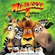 CD Cover Image. Title: Madagascar: Escape 2 Africa [Music from the Motion Picture], Artist: