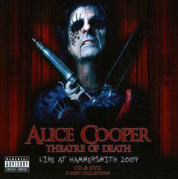 Theatre of Death [CD/DVD]