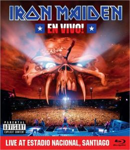Iron Maiden: En Vivo! - Live at Estadio Nacional, Santiago