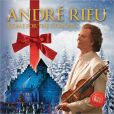 CD Cover Image. Title: Home for the Holidays, Artist: Andre Rieu