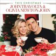 CD Cover Image. Title: This Christmas, Artist: John Travolta