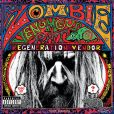 CD Cover Image. Title: Venomous Rat Regeneration Vendor, Artist: Rob Zombie