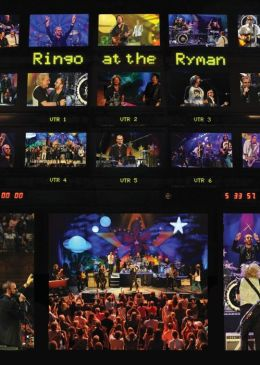 Ringo Starr and His All Starr Band: Ringo at the Ryman