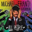 CD Cover Image. Title: All People, Artist: Michael Franti & Spearhead