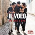 CD Cover Image. Title: We Are Love [Special Edition], Artist: Il Volo