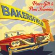 CD Cover Image. Title: Bakersfield, Artist: Paul Franklin