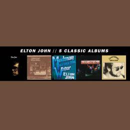 5 Classic Albums (1970-1973)