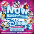 CD Cover Image. Title: Now That's What I Call Disney, Vol. 2 [Limited Edition Bonus Tracks], Artist: