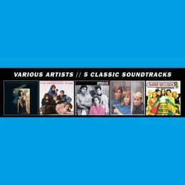 5 Classic Soundtracks