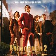 Anchorman 2: The Legend Continues [Music from the Motion Picture]