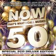 CD Cover Image. Title: Now That's What I Call Music, Vol. 50 [Deluxe Edition]