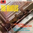 CD Cover Image. Title: Please Please Me [Mono Vinyl], Artist: The Beatles