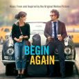CD Cover Image. Title: Begin Again: Music from and Inspired by the Original Motion Picture, Artist: