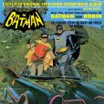 CD Cover Image. Title: Batman [Original TV Soundtrack], Artist: Nelson Riddle