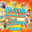 CD Cover Image. Title: Now That's What I Call Disney, Vol. 3