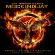 CD Cover Image. Title: Hunger Games: Mockingjay, Pt. 1 [Score]