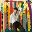 CD Cover Image. Title: No Place In Heaven, Artist: Mika