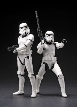 Storm Trooper 2 pack - Star Wars ArtFX+ Statues